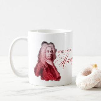 U kunt niet Handel Deze Klassieke Woordspeling van Koffiemok