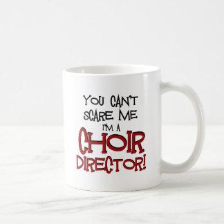 U kunt niet me doen schrikken, ben ik een koffiemok
