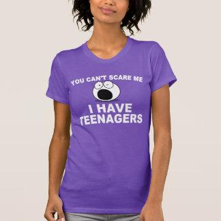 U kunt niet me doen schrikken, heb ik tieners t-shirts