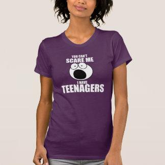 U kunt niet me doen schrikken, heb ik tieners shirt