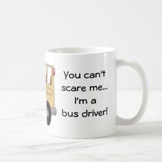 U kunt niet me doen schrikken… Ik ben een Koffiemok