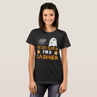 U kunt niet me doen schrikken ik bent een Kassier T Shirt