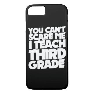 U kunt niet me doen schrikken ik onderwijst 3de iPhone 7 hoesje
