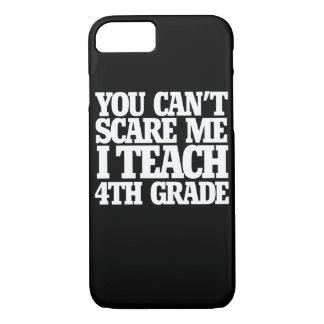 U kunt niet me doen schrikken ik onderwijst 4de iPhone 7 hoesje