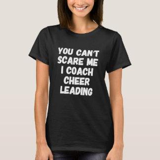U kunt niet me doen schrikken ik traint toejuicht t shirt
