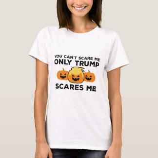 U kunt niet me doen schrikken t shirt