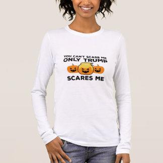 U kunt niet me doen schrikken t shirts