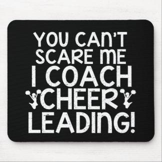 U kunt niet me doen schrikken, train ik Cheerleadi Muismatten
