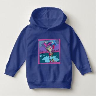 U ❤️ Luv van Luv me paars meisje hoodie door DAL