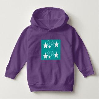 U ❤️ Luv van Luv me peuter paarse hoodie door DAL