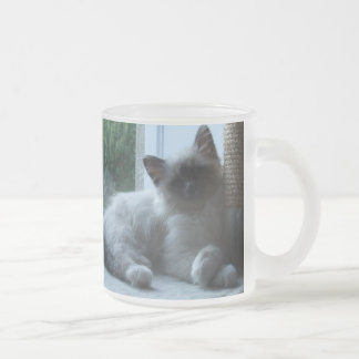 U' Onyx Cardiff Baby Blue 018 Matglas Koffiemok