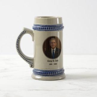 U.S.A. 43ste President (Inbare Mok) Bierpul