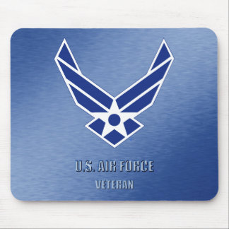 U.S. De Dierenarts Mousepad van de Luchtmacht Muismat