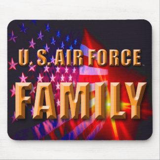 U.S. De Familie Mousepad van de Luchtmacht Muismat