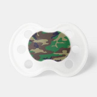 U.S. De militaire BosFopspeen van de Camouflage Baby Speentje