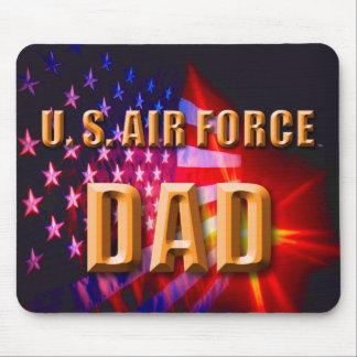 U.S. De Papa Mousepad van de Luchtmacht Muismat