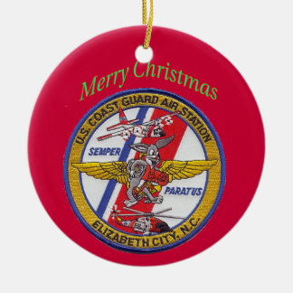 U.S. De Post Elizabeth City Ornament van de Lucht
