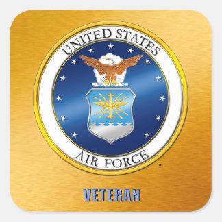 U.S. De Sticker van de Veteraan van de Luchtmacht