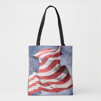 U.S. Het Bolsa van de vlag Draagtas