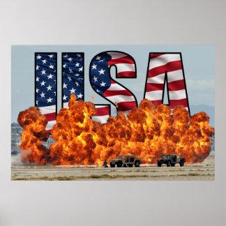 U.S. Het Poster van de Helden van de Luchtmacht