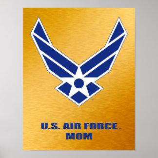 U.S. Het Poster van het Mamma van de Luchtmacht