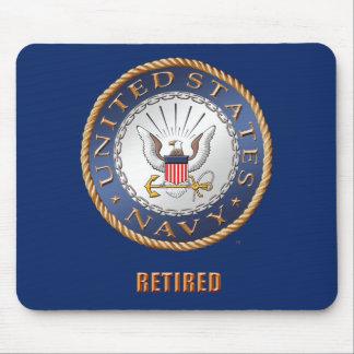 U.S. Marine Teruggetrokken Mousepad Muismat