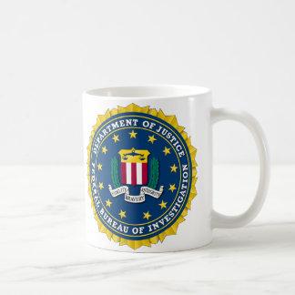 U.S. MINISTERIE VAN RECHTVAARDIGHEID - FBI KOFFIEMOK