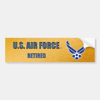 U.S. Sticker van de Bumper van de Luchtmacht de