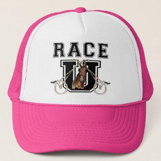 U van het ras trucker pet