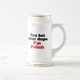 U wedt Uw Dupa ik Pools ben Bierpul