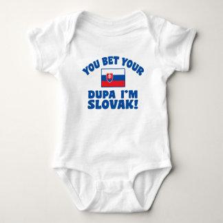 U wedt Uw Dupa ik Slowaaks ben Romper
