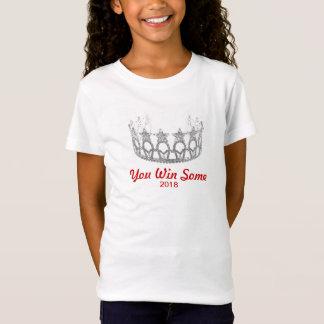 U wint Één of andere Bovenkant voor Meisjes T Shirt