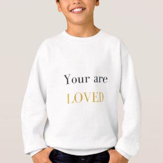U wordt gehouden van trui