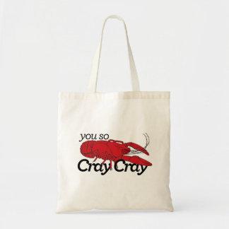 U zo Cray Cray! Budget Draagtas