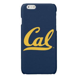 UC het Logo van Berkeley Cal Glossy iPhone 6 Hoesje