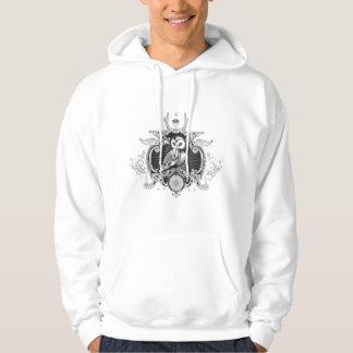 Uil en spiegel hoodie