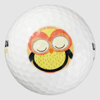 Uil Golfballen