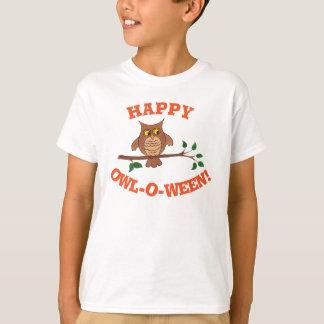 Uil-o-Ween - de Klantgerichte T-shirt van
