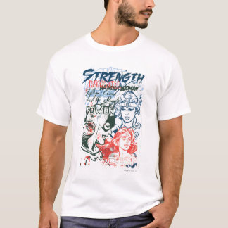 Uit de Uit elkaar geplaatste Originelen van T Shirt