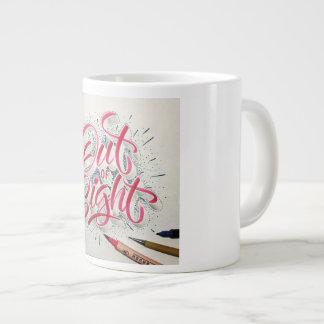 Uit Gezicht Grote Koffiekop
