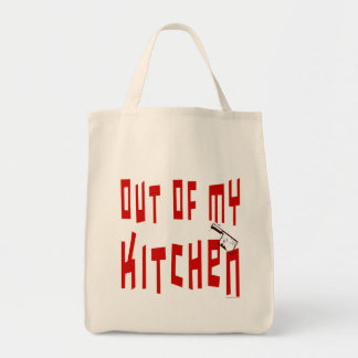 Uit Mijn Canvas tas van de Slogan van Cook van de