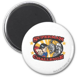 Uitdaging 2 van de superman koelkast magneetje