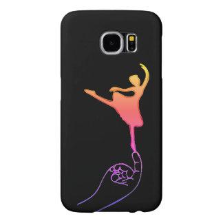 Uiterst kleine Danser Samsung Galaxy S6 Hoesje
