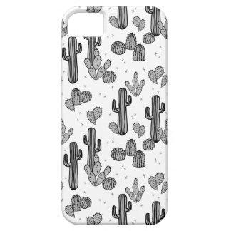 Uiterst kleine Exotische Tropisch van de Cactussen Barely There iPhone 5 Hoesje
