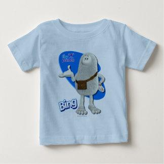 Uiterst kleine Planeten Bing - als dat? Baby T Shirts