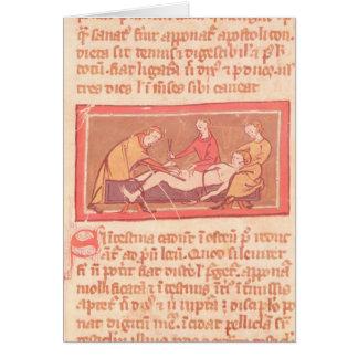 """uitgave van """"Boek van Chirurgie"""" door Rogier DE Kaart"""