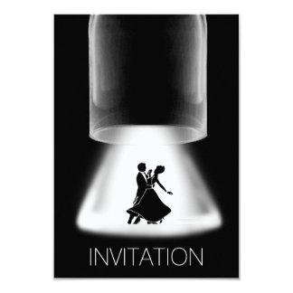 Uitnodiging van de Dans van het Festival van