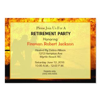 Uitnodiging van de Pensionering van de