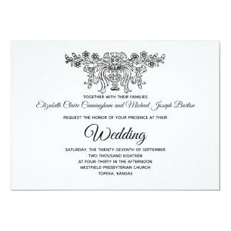 Uitnodiging van het Huwelijk van Coventry de