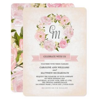 Uitnodiging van het Huwelijk van de Douane van het